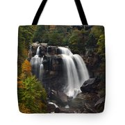Upper Whitewater Falls - Nc Tote Bag