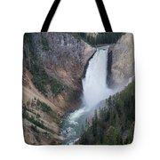Upper Yellowstone Tote Bag