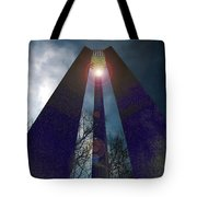 Uprightly Tote Bag