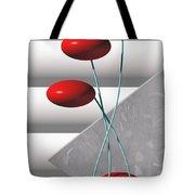 Ups N Downs Tote Bag