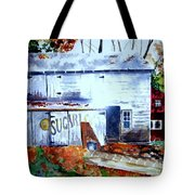 Upstate Barn Tote Bag