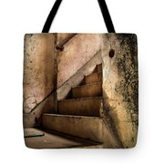 Uptown Stairs Tote Bag