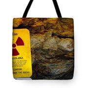 Uranium Mine In Capitol Reef Np Tote Bag