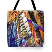 Urban Abstract 157 Tote Bag