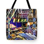 Urban Abstract 172 Tote Bag