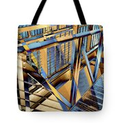 Urban Abstract 179 Tote Bag