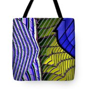 Urban Abstract 2 Tote Bag