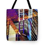 Urban Abstract 224 Tote Bag