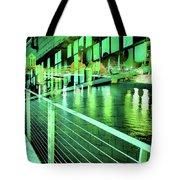 Urban Abstract 339 Tote Bag