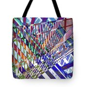 Urban Abstract 352 Tote Bag