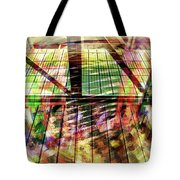 Urban Abstract 369 Tote Bag