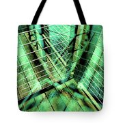 Urban Abstract 405 Tote Bag