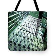 Urban Abstract 442 Tote Bag