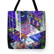 Urban Abstract 476 Tote Bag