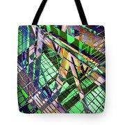 Urban Abstract 500 Tote Bag