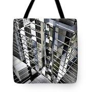 Urban Abstract 94 Tote Bag