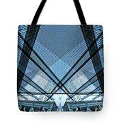 Urban Abstract Vi Tote Bag