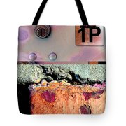 Urban Abstracts Compilations 15 Tote Bag