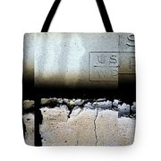 Urban Abstracts Seeing Double 19 Tote Bag