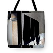 Urban Abstracts Seeing Double 64 Tote Bag