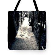 Urban Alley Tote Bag