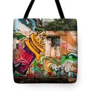 Urban Art 1 Tote Bag