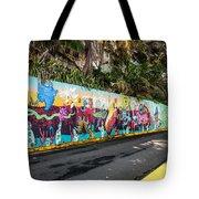 Urban Art 3 Tote Bag