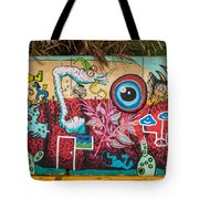 Urban Art 5 Tote Bag