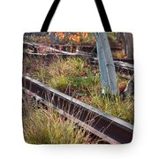 Urban Birches Tote Bag by Joanna Madloch