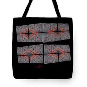Urban Break-up Tote Bag