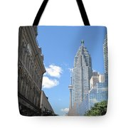 Urban Canyon Tote Bag