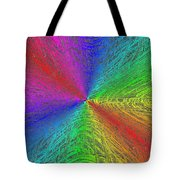 Urban Colorful Tote Bag