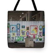 Urban Container Art I I I Tote Bag