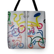 Urban Container Art I I Tote Bag
