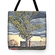 Urban Cottonwood Tote Bag