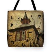 Urban Crows Tote Bag