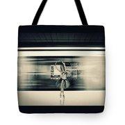 Urban Dance Tote Bag