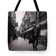 Urban Detail Tote Bag