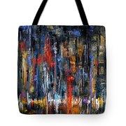 Urban Energy Tote Bag