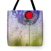 Urban Flower Tote Bag