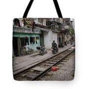 Urban Hanoi Tote Bag