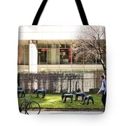 Urban Herdsman Tote Bag by Joanna Madloch