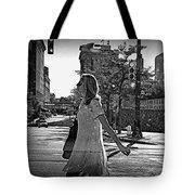 Urban Lady Tote Bag