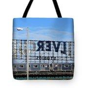 Urban Landscape Long Island City Tote Bag