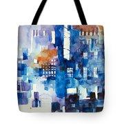 Urban Landscape No.1 Tote Bag