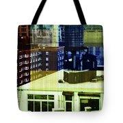 Urban Layers Tote Bag