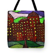 Urban Legand Tote Bag