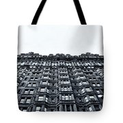 Urban Mountain Tote Bag
