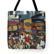 Urban Music I V Tote Bag