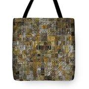 Urban Mystic 4 Tote Bag